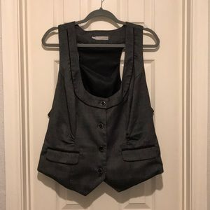 Maurice's Plus size fitted vest - EUC!!